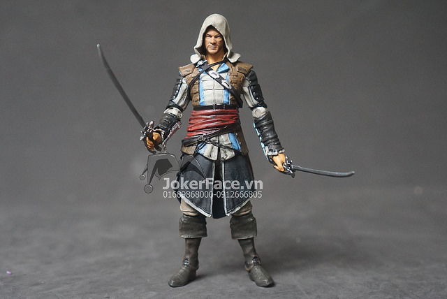 Action figure Edward Kenway -  Assassin's Creed