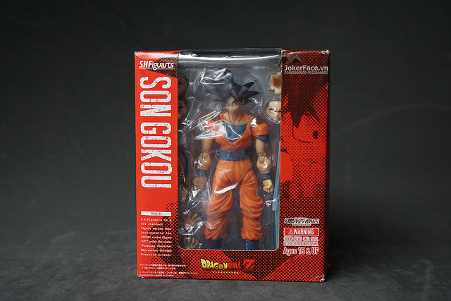 Action figure Songoku - Dragon Ball
