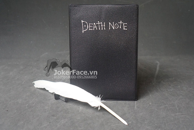 Sổ Death Note A5 - Death Note