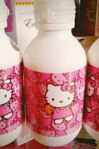 Sữa non Hello kitty TR020