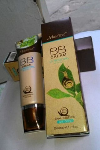 Phấn lót MAYFIECE BB CREAM UV PROTECTING TR052