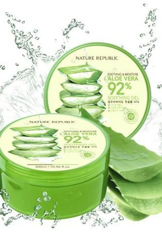 Gel Dưỡng Aloe Vera Nature Republic TR040