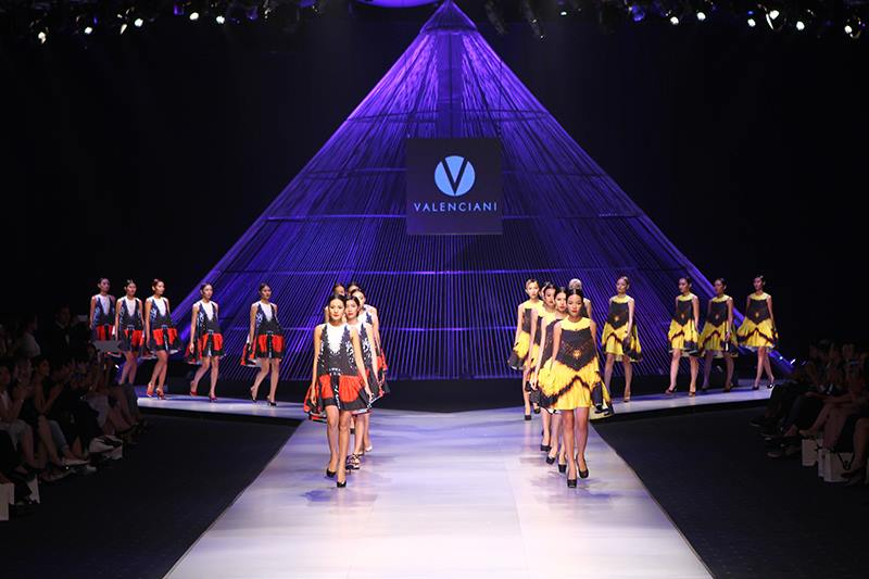 Vietnam Internation Fashion Week 2014