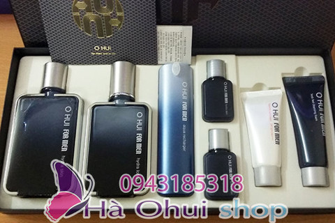 Ohui For For Men Special Set