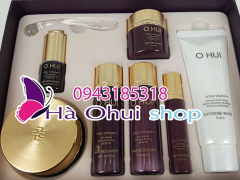 Ohui Age Recovery Eye Cream Special Set