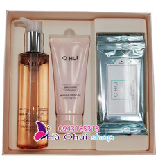 Ohui Miracle Moisture Cleansing Oil Special set