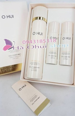 Cell Power NO.1 essence - Xịt khoáng Ohui NO.1