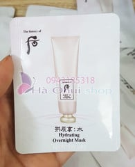 Hydrating Overnight Mask - Mặt nạ ngủ dưỡng chất Hydrating Overnight Mask
