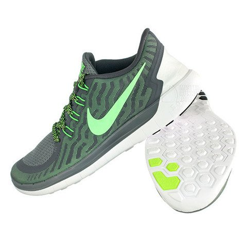 GIAYNAMNUNIKEADIDAS - 724382 - 013 - Men's Nike Free 5.0 Running Shoes - 3746000