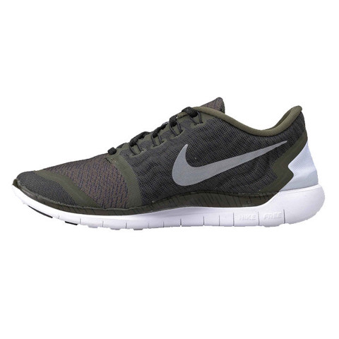 GIAYNAMNUNIKEADIDAS - 749592-300 - Men's Nike Free 5.0 Print Running Shoes - 3296000