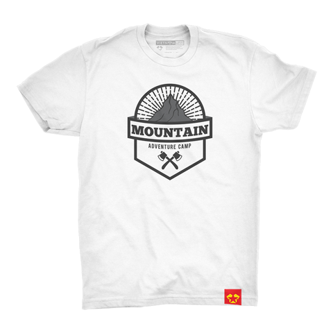 GIAYNAMNUNIKEADIDAS - Áo Thun Unisex Mountain adventure camp