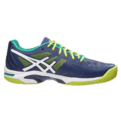GIAYNAMNUNIKEADIDAS - E600N.5001 - Giày Tennis Nam Asics Gel Solution Speed 3