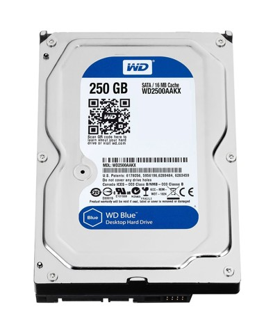 250GB WD BLUE