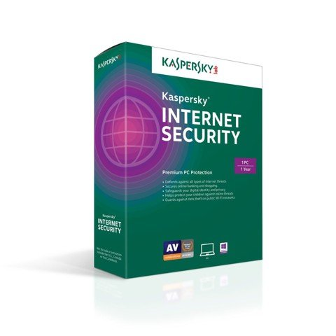 KASPERKY INTERNET 1PC