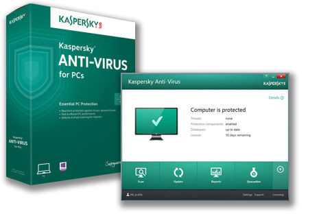 KASPERKY ANTI 1PC