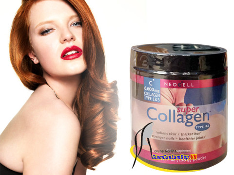Bột Neocell Super Collagen