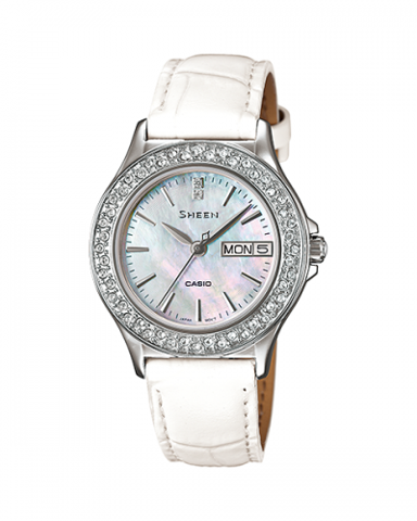 ĐỒNG HỒ CASIO SHEEN SHE-4800L-7AUDR