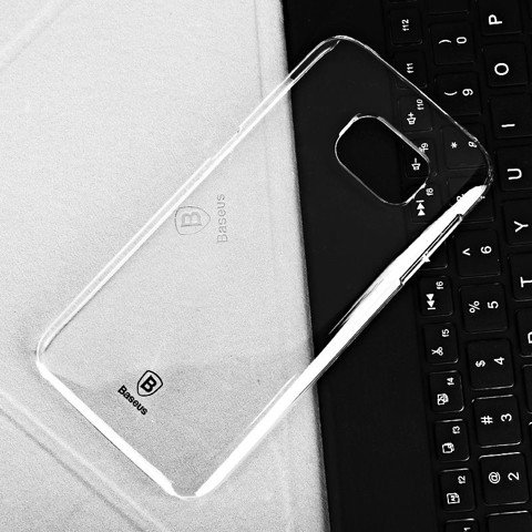 OL SS S7 Nillkin Nature TPU - Silicon dẻo trong