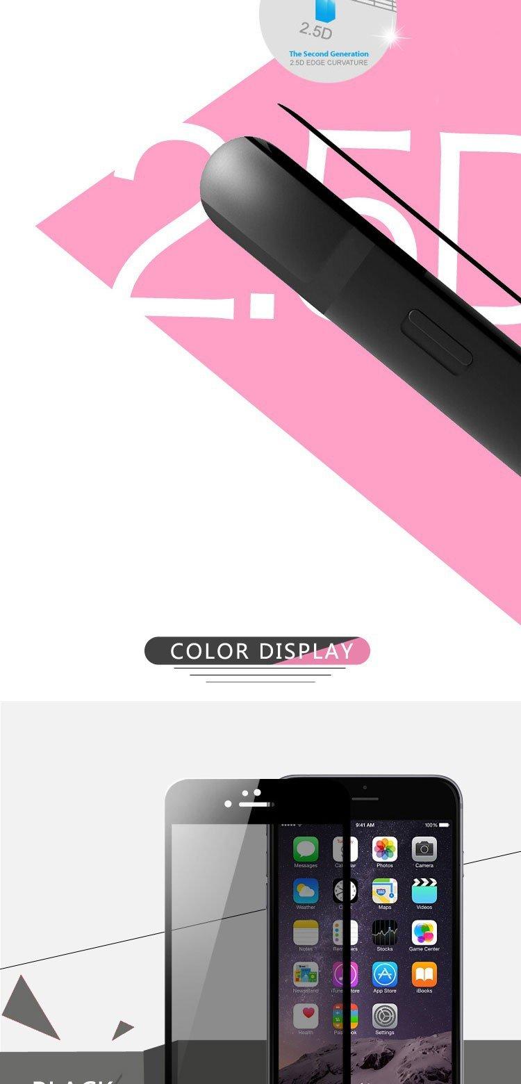 Miếng Dán Kính Cường Lực Iphone 6 6s Plus Chống Nhìn Trộm Cao Cấp