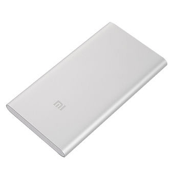 Xiaomi power bank 5000 mAh (Bạc)