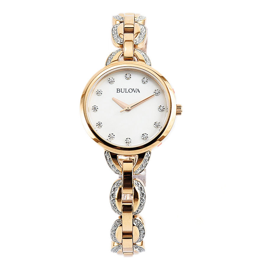 BULOVA LADIES WATCH - Bu28