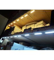 led dây dán tủ trưng bày sản phẩm siêu sáng, chíp SAMSUNG. Bảo hành 2 năm.