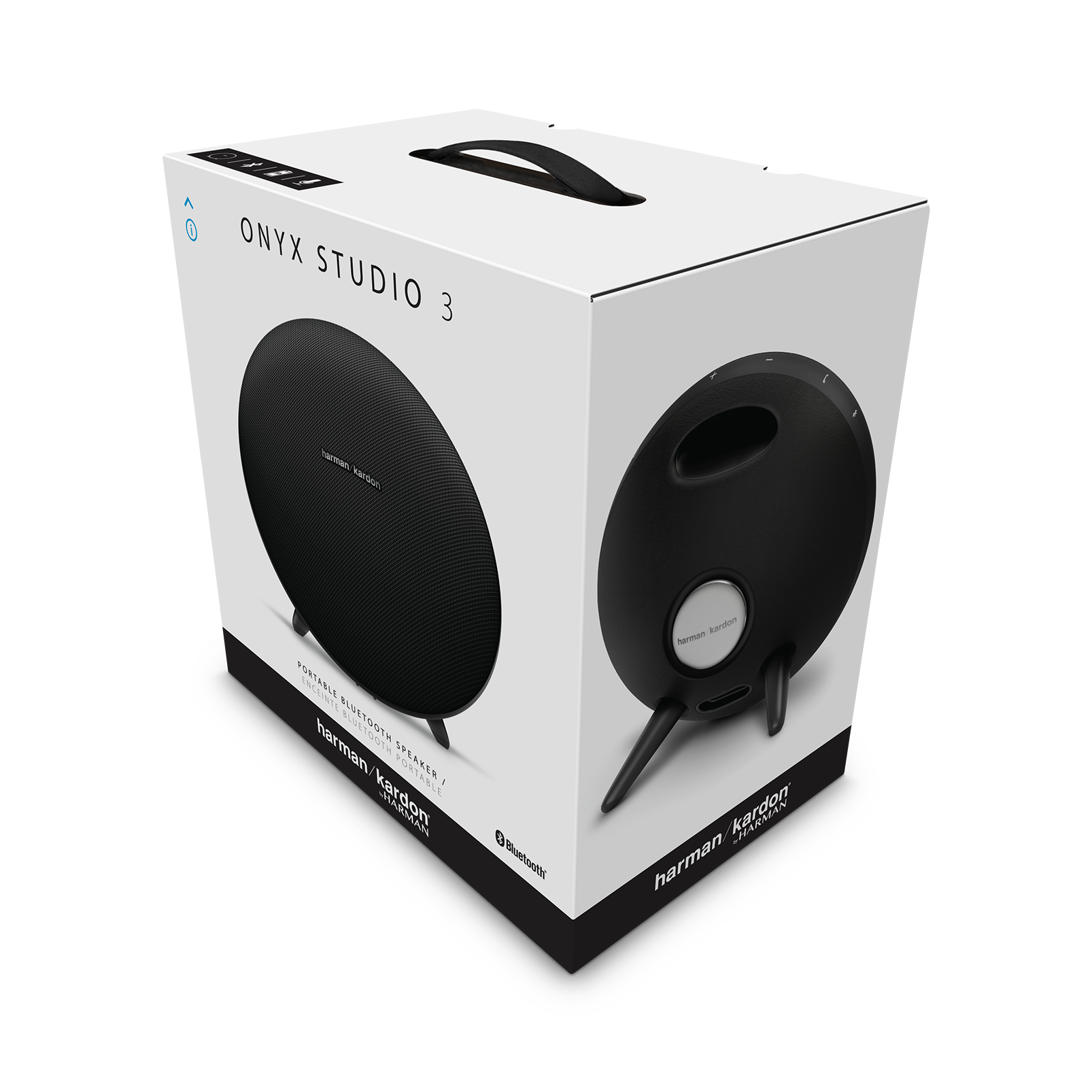 [trungnam Co.,ltd] Phân phối dòng Loa Harman Kardon Onyx Studio 3 chính hãng. - 3