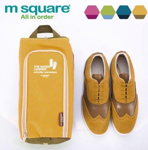 Túi đựng giày dép du lịch M.square