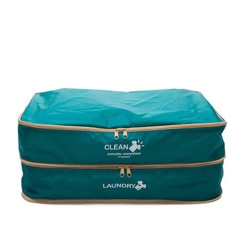 Túi đựng quần áo 2 tầng M.square 40*27*16cm