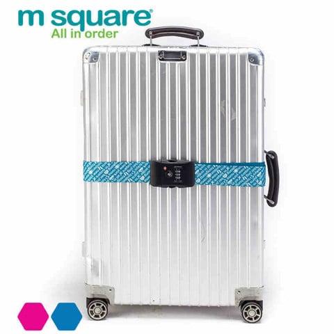 Dây đai vali khóa số TSA M.sqsuare