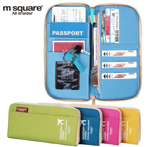 Bao đựng passport chính hãng Msquare size L