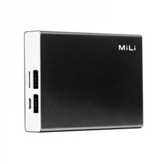 Mili Power Data I (HB-T60)-6000 mAh (Đen)