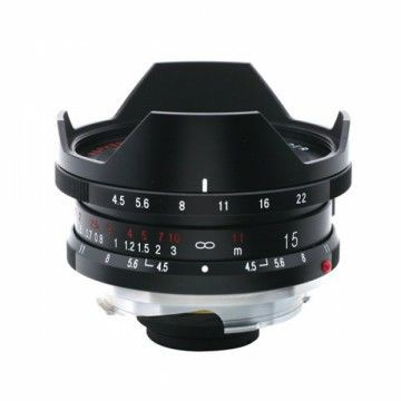 Ống kính Voigtlander SUPER WIDE-HELIAR 15mm F4.5 Aspherical II