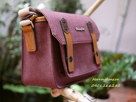 Herringbone Papas Pocket V3.0 Mini Wine