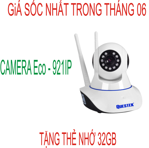 Camera Questek Eco-921IP
