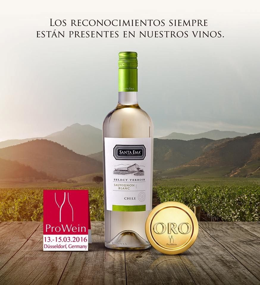 Santa Ema Selected Terroir Sauvigon Blance