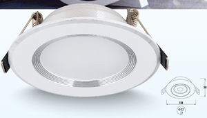 Đèn Led downlight 7W PA0710
