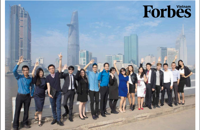 "Forbes Vietnam unveiled Monday its maiden ""30 Under 30"" list, featuring 30  Vietnamese individuals who stand out in the industries they are part of, ..."