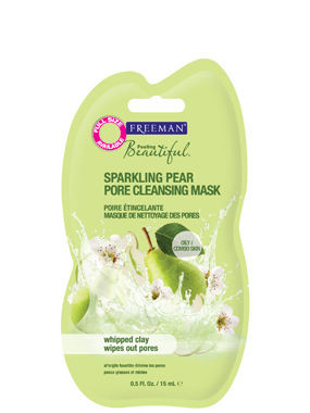 Túi mặt nạ Freeman Sparkling Pear Pore Cleansing Mask
