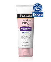 Kem chống nắng baby Neutrogena Pure and Free Baby Spf60