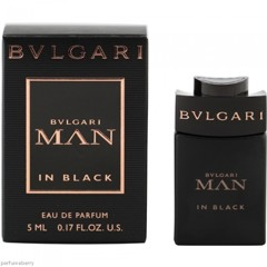Nước hoa mini Bvlgari MAN in black