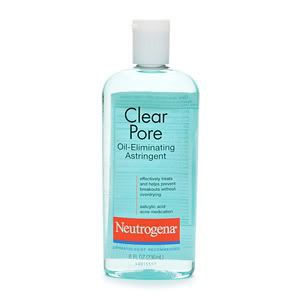 Nước hoa hồng Neutrogena Clear Pore Oil- Eliminating Astringent