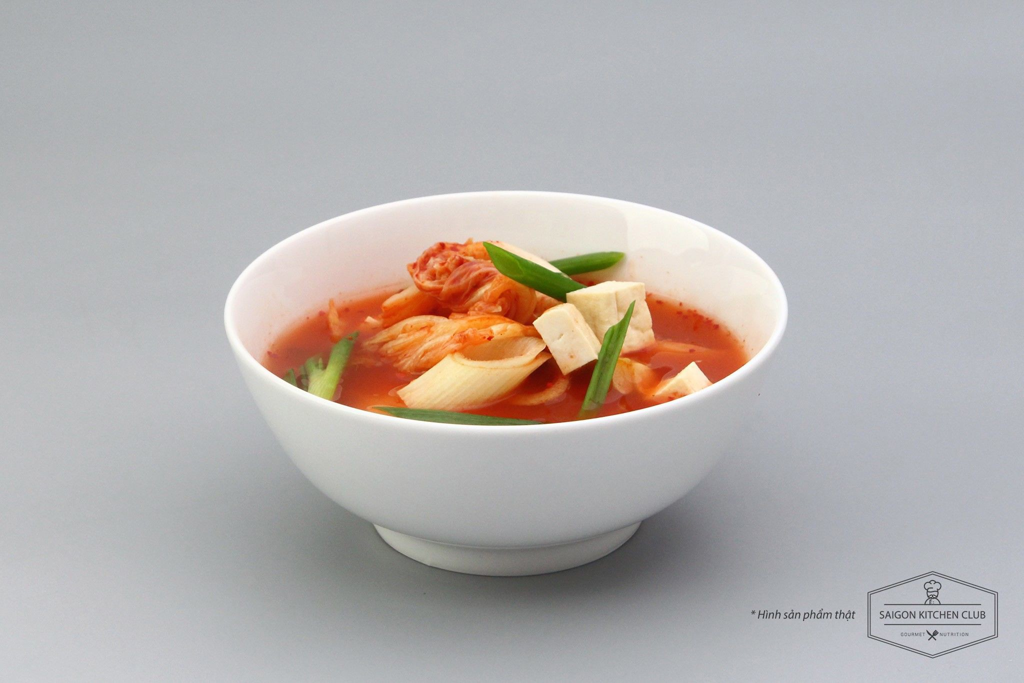 Canh kim chi