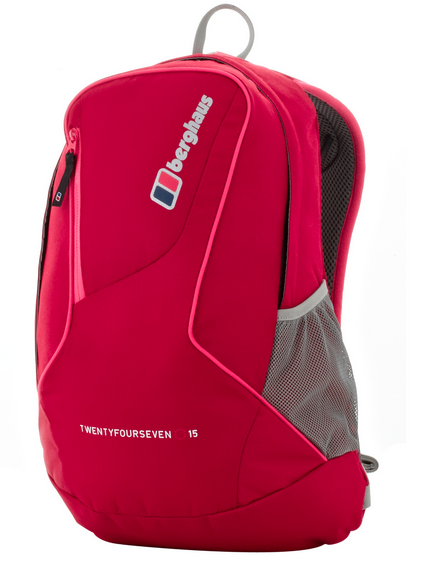 Berghaus Twentyfourseven 15 Day Sack Red - Balo laptop - Shop Balo Hàng Hiệu