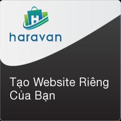 Thiết kế website chuyên nghiệp tại haravan clik