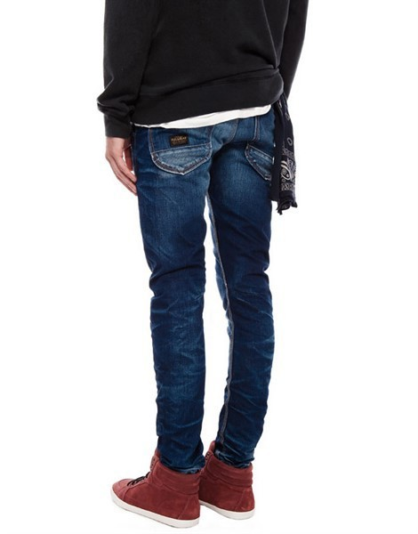 Quần Jeans Nam - Pull & Bear SLIM TAPERED FIT