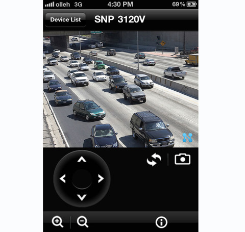 iPOLiS mobile(Android)