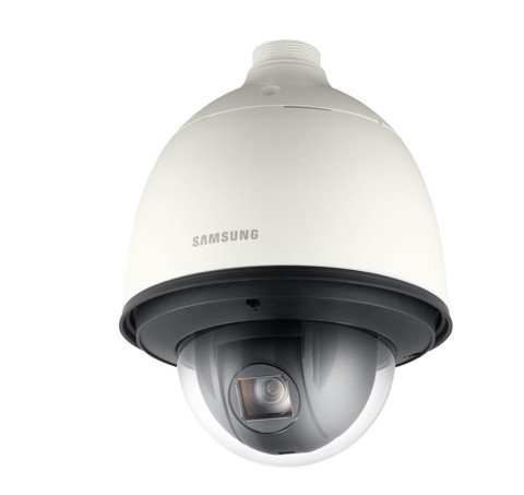SNP-5430HP | camera ip speed dome samsung dạng ptz, độ phân giải 1.3mp HD, zoom 43x