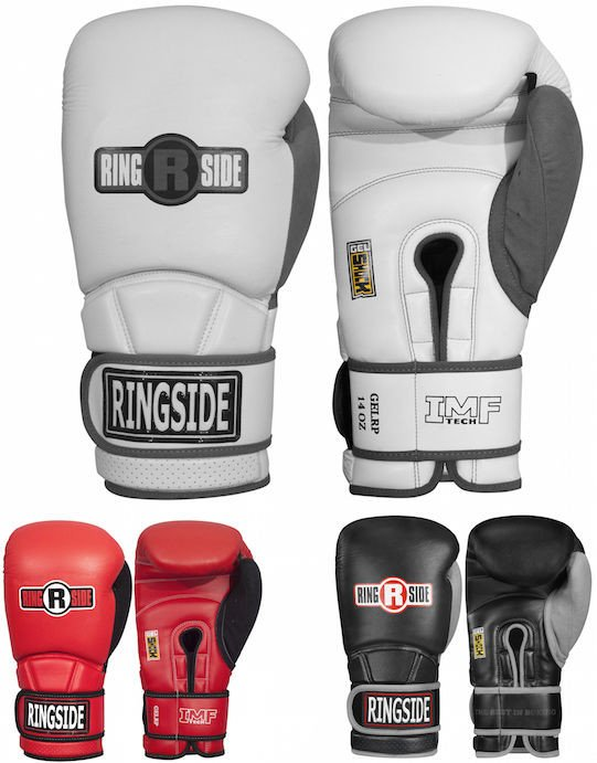 Găng tay boxing Ringside Gel Shock Sparring Gloves