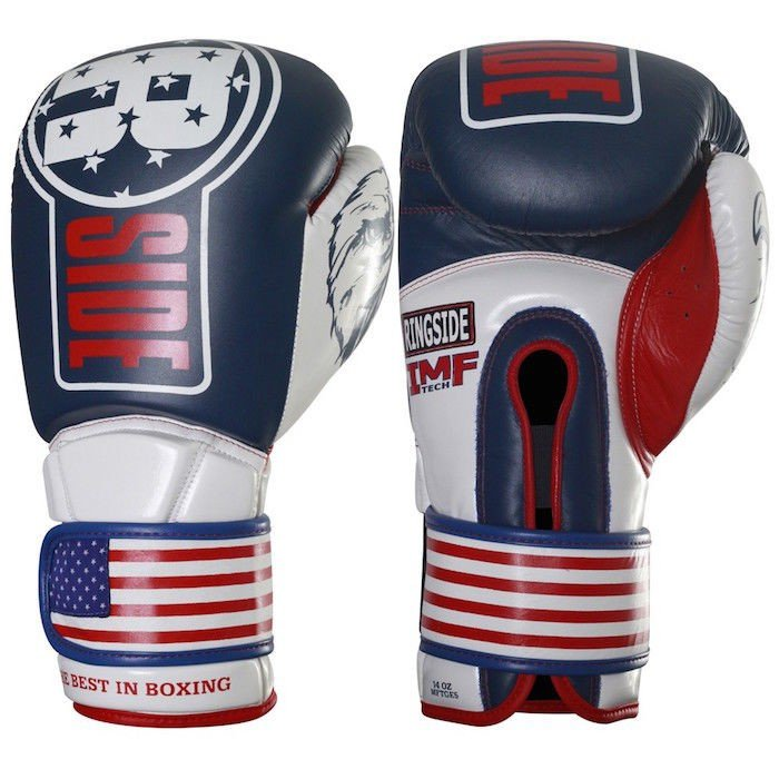 Găng tay boxing Ringside USA Tech IMF Sparring Gloves